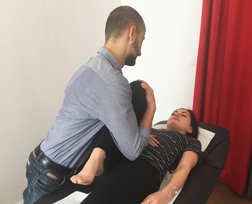 osteopathe à floirac manipulations